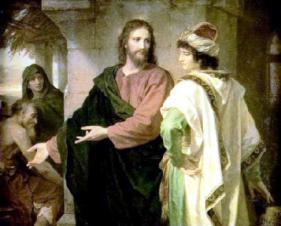 Jesus y los ricos