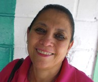 Lic. Rosa Aguilera Directora P.V.