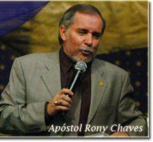 El apostol Rony Chavez