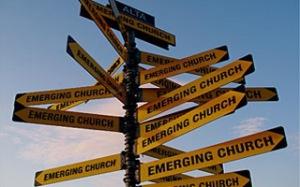 iglesia emergente varios caminos