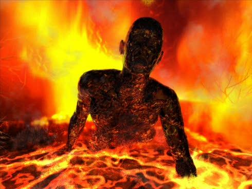 Resultado de imagen para imagen del infierno