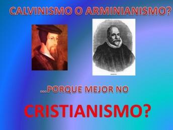 calvinismo o cristianismo