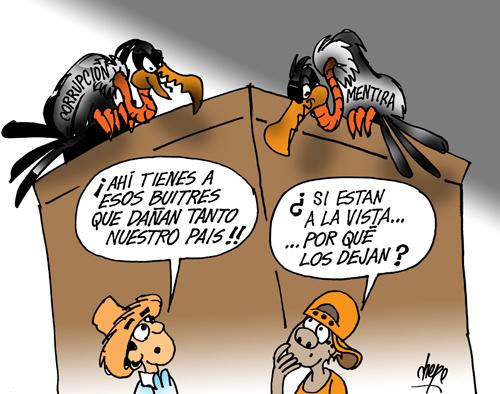 honduras corrupcion: