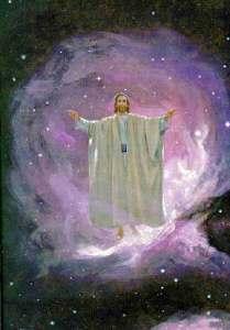 Jesus sube al cielo
