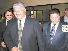 Mario Tomas Barahona pasa de apóstol a politico.