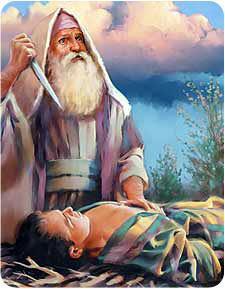 sacrificio de abraham