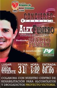 Alex en Ceiba