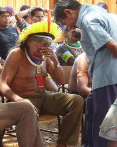 AMAZONA DESTRUCCION