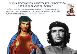 jesus y el che