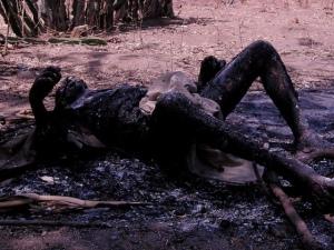 cristianos quemados