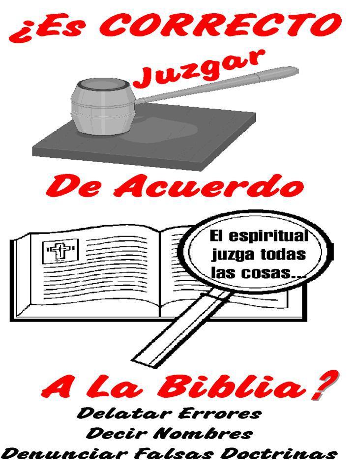 Matrimonio De Acuerdo Ala Biblia : Es correcto juzgar de acuerdo a la biblia unidos