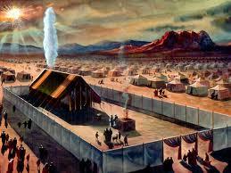 nube en tabernaculo