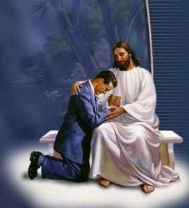 jesus y deprimido