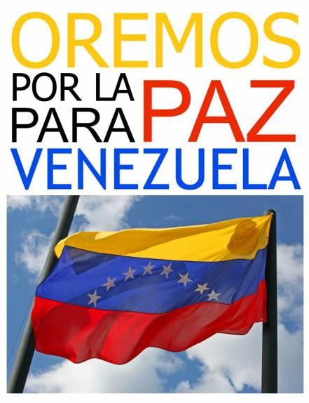 Venezuela   paz