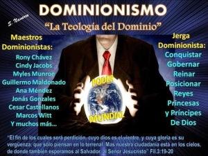 dominionismo
