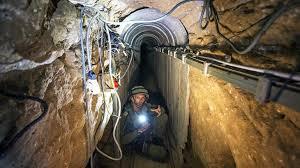 tuneles palestinos