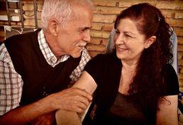 Pastor Ángel Bea y esposa