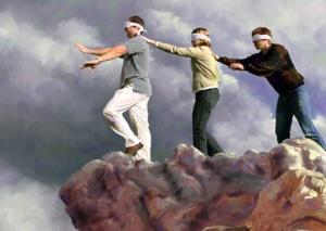 evangelio y ciego
