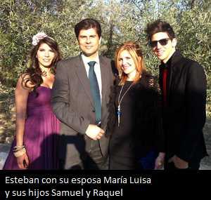 Esteban y Familia