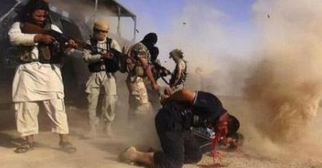 masacre isis