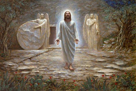 Resultado de imagen para la resurrección de Jesús