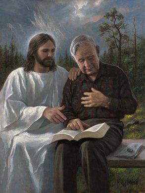 JESUS Y LOS ANCIANOS