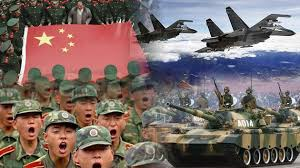 china y guerra