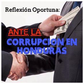 corrupcion en honduras