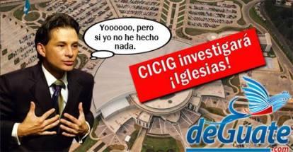 cicig investiga iglesia