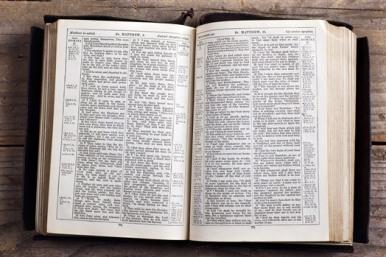 Biblia, errores, exegesis