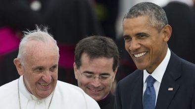 francisco y Obama