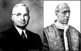 HARRY THUMAN Y PIO XII