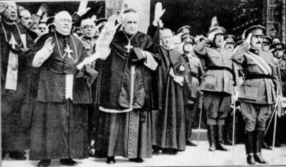 Pio XII y facismo