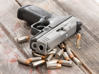 arma, pistola