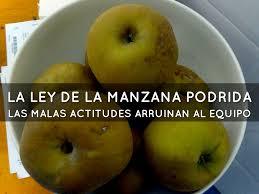 menzana podrida