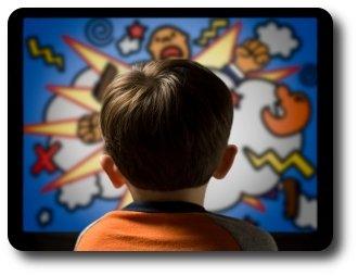 television niños