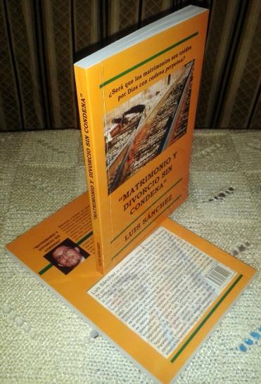 matrimonio y divorsio, libro