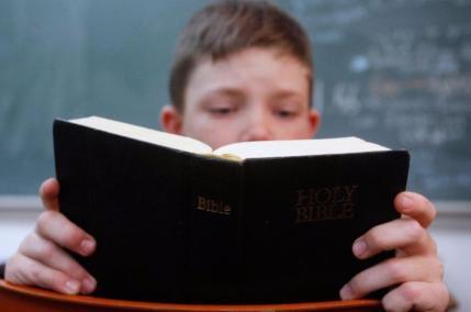 biblia  escuela