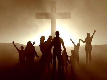 familia y cruz