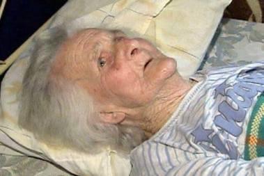 anciana, asilo