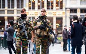 Belga, terrorismo