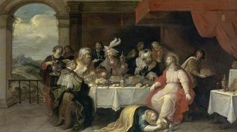 santa cena de jesus