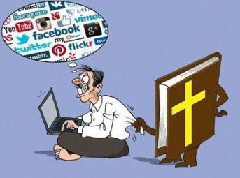 FACEBOOK Y LA BIBLIA
