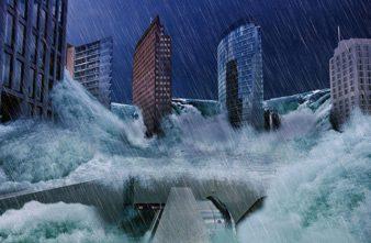 inundaciones, caos, señales