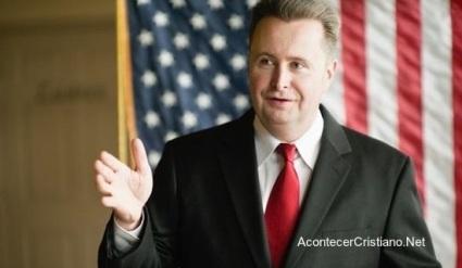 Kevin Tanner, autor de la ley que protege a pastore.