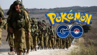 pokemon go e israel
