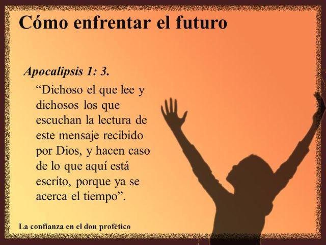 mensaje futuro